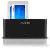 AXAGON ADSA-SMB USB 3.0 SATA fekete dokkoló állomás
