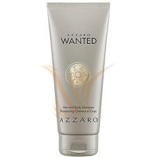 Azzaro Wanted Tusfürdő & Sampon 200 ml sampon