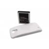 B600BC Akkumulátor 5200 mAh fehér színű hátlappal