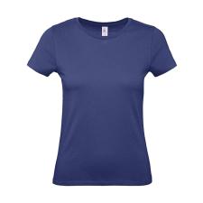 B and C Női rövid ujjú póló B&C #E150 /women T-Shirt -L, Elektromos kék női póló