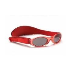 Baby Banz baba napszemüveg 0-2 éves korig-piros 1 db