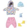Baby Born Deluxe kutyasétáltató öltözet, 43 cm