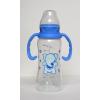Baby Bruin Polipropilén elefántos cumisüveg fogóval etetőcumival 250ml