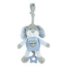 BABY MIX   Nem besorolt   Fejlesztő zenélő játék Baby Mix kutya kék   Kék   plüssfigura