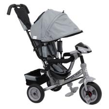 BABY MIX   Nem besorolt   Gyerek háromkerekű bicikli Baby Mix Lux Trike szürke   Szürke   gyermek kerékpár