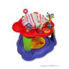 BABY MIX Többfunkciós játékasztal Baby Mix piros | Piros |