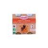 Babybio Babybio Bio sárgarépás-aszalt szilvás ínyencség marhahússal 2 x 200 g