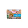 Babybio Babybio Bio tejszínes almás-banános püré 2 * 130 g