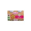 Babybio Bio banános almapüré 2 * 130 g