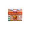 Babybio Bio csirkés-rizses ínyencség répával és sütőtökkel 2 x 200 g