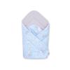 BabyLion Prémium pólya - Kék nyuszik