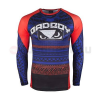 Bad Boy Rashguard, Bad Boy, Art of Lua, kék, hosszú ujjú