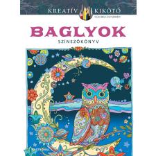 - BAGLYOK - SZÍNEZÕKÖNYV gyermek- és ifjúsági könyv