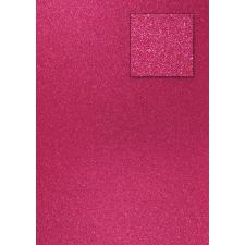 Baier & Schneider GmbH & Co.KG Heyda csillámkarton, A4, 200g/m2, fr.piros kreatív papír