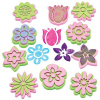 Baker Ross Virág alakú bélyegző