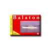 BALATON ATLASZ - 44 TÉRKÉP - INFORMÁCIÓK - INDULÁSTÓL-MEGÉRKEZÉSIG -