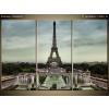 Balkys Trade Nyomtatott kép Eiffel Tower in Paris 90x60cm 1103A_3J