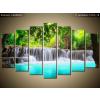 Balkys Trade Nyomtatott kép Gyönyörű vízesés Thaiföldön 140x80cm 1417A_7B