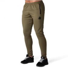 BALLINGER TRACK PANTS - ARMY GREEN/BLACK (ARMY GREEN/BLACK) [L] férfi nadrág