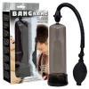 Bang Bang erekciópumpa - fekete