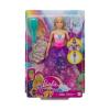Barbie Barbie Dreamtopia átváltozó sellő