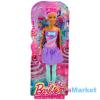 Barbie Barbie Tündér Babák: cukorka divatbaba