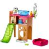 Barbie bútorok és kiegészítők: kutyusbirodalom