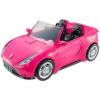 Barbie : kétszemélyes sportkocsi - rózsaszín