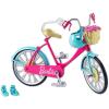 Barbie: klasszikus bicikli - rózsaszín