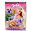 Barbie, mint Rapunzel (DVD)
