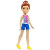Barbie on the Go: Barna hajú tengerész Barbie