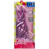 Barbie ruhák: pink ruha - többféle mintával