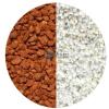 Barna-fehér mix akvárium aljzatkavics (3-5 mm) 5 kg