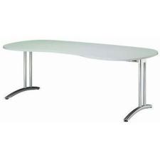 Baron Miro ergo asztal, 200 x 100 x 72 cm, egyenes kivitel, bükk mintázat irodabútor
