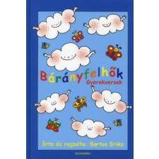 Bartos Erika BÁRÁNYFELHŐK - GYEREKVERSEK gyermek- és ifjúsági könyv