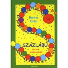 Bartos Erika Százlábú gyermek- és ifjúsági könyv