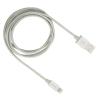 Baseus Antila ezüst MFi adatkábel Apple, iPhone készülékekhez.