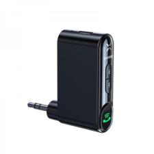 Baseus Vezeték nélküli Bluetooth kihangosító, 3,5 mm-es Jack AUX audio adapter Baseus mobiltelefon kellék