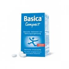 Basica Compact tabletta vitamin és táplálékkiegészítő