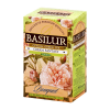 Basilur Tea Bouquet Cream Fantasy zöld tea, 20 filter