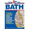 Bath térkép - A-Z