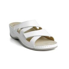 BATZ Batz Evelin fehér papucs