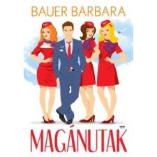 Bauer Barbara Magánutak regény