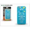 BCN Caseland Apple iPhone 7/iPhone 8 szilikon hátlap - BCN Caseland Lemons - blue