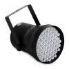 Beamz PAR36 DMX UV LED effektus
