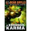 Bear Grylls A krokodil karma