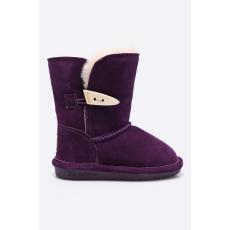 BEARPAW - Gyerek magasszárú cipő Abigail Toddler - lila