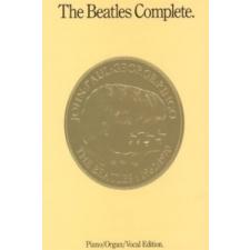 Beatles Complete – The Beatles idegen nyelvű könyv