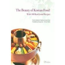 Beauty Of Korean Food – Kiyung Ham idegen nyelvű könyv