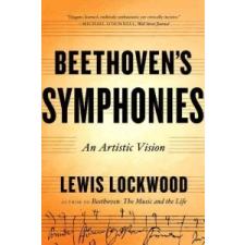 Beethoven's Symphonies – Lewis Lockwood idegen nyelvű könyv